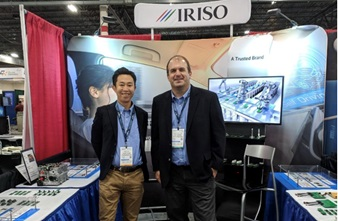Shigeo Taijima: Program Manager and Roy Thorson: VP of Operation